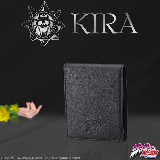 吉良吉影 KIRA's レザーウォレット(二つ折り財布) 【2017年4月発送分】