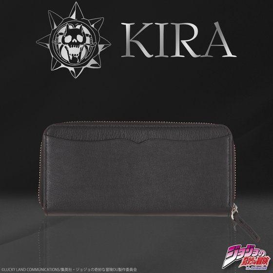 吉良吉影 KIRA's レザーロングウォレット(長財布) 【2017年4月発送分】