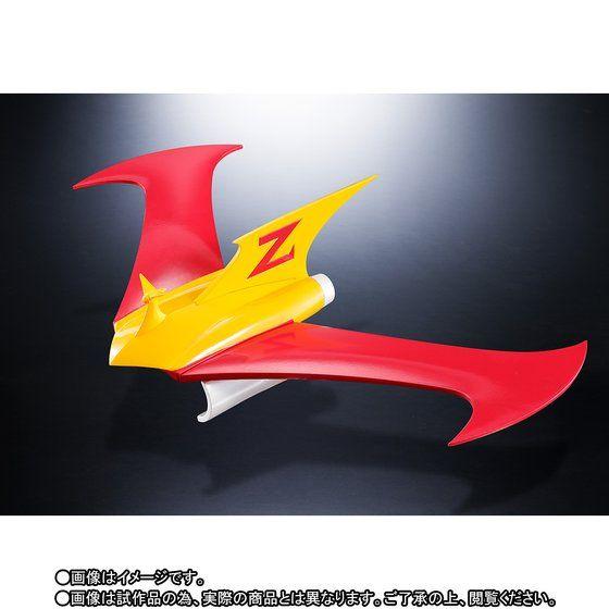 超合金魂 GX-70VS マジンガーZ D.C. 対デビルマンオプションセット