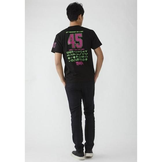 感謝祭×仮面ライダーシリーズ Tシャツ