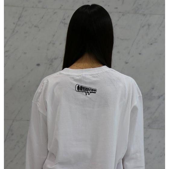 「舞台 俺たち賞金稼ぎ団」劇団バズーカ 青木 純蔵 長袖Tシャツ