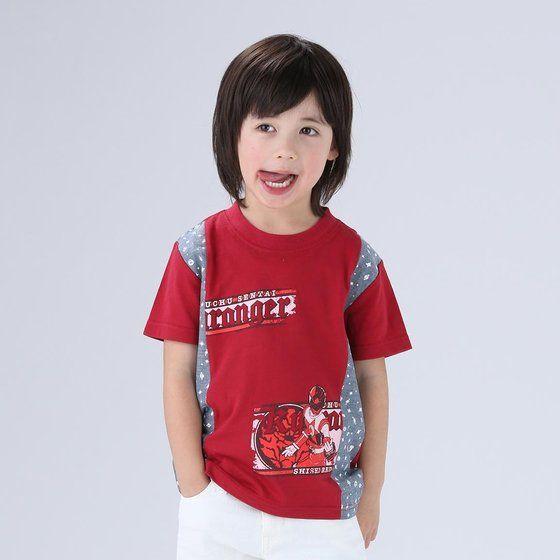 宇宙戦隊キュウレンジャー デザインTシャツB