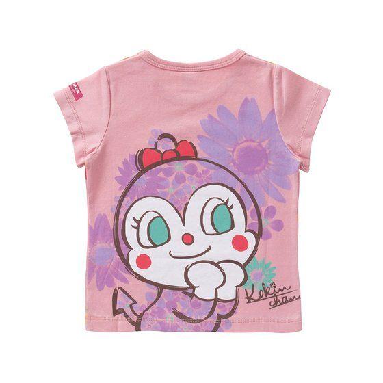 フラワーDK×KK柄Tシャツ