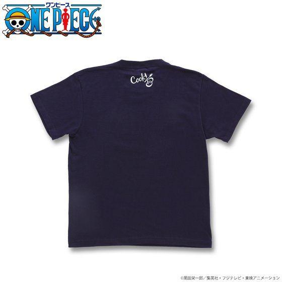 ワンピース Tシャツ サンジ柄