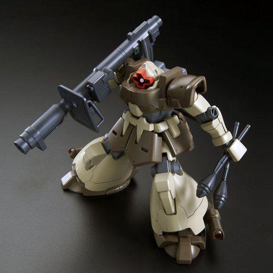 HGUC 1/144 ドム・トローペン(ユニコーンVer.)