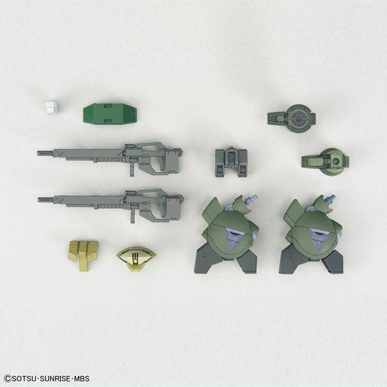 HG 1/144 MSオプションセット9