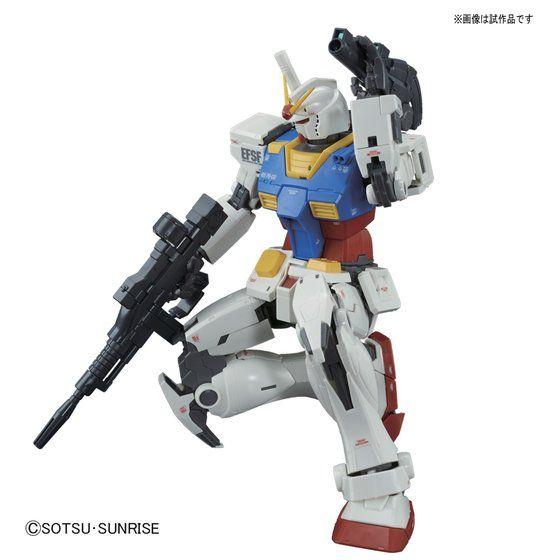MG 1/100 RX-78-02 ガンダム(GUNDAM THE ORIGIN版)スペシャルVer.