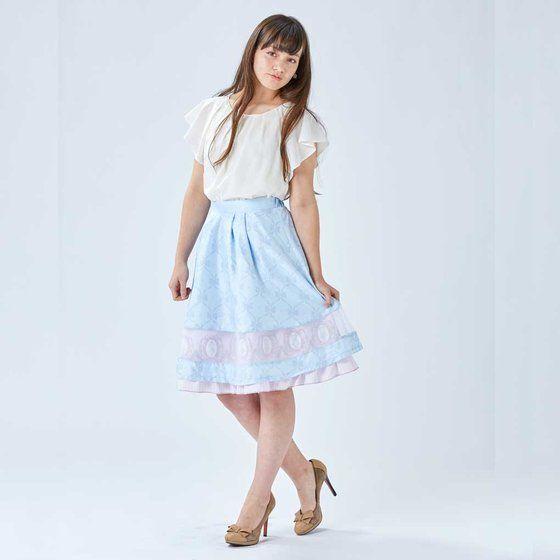 AIKATSU!STYLE for Lady  エンジェリーシュガー ドリームカラースカート