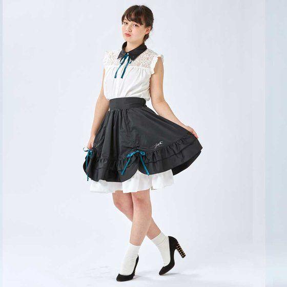 AIKATSU!STYLE for Lady  ロリゴシック ゴシックブラックブラウス