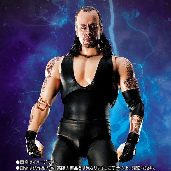 S.H.Figuarts Undertaker