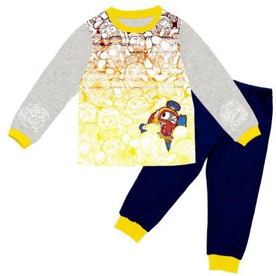 ヘボット! そでピカ!光るパジャマ