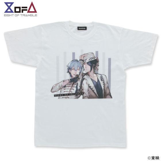 EIGHT OF TRIANGLE(エイトオブトライアングル) Tシャツ 2ndアルバムジャケット柄