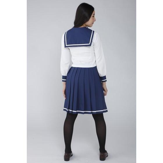 実写版「咲-Saki-」清澄高校制服セット(竹井久バージョン)