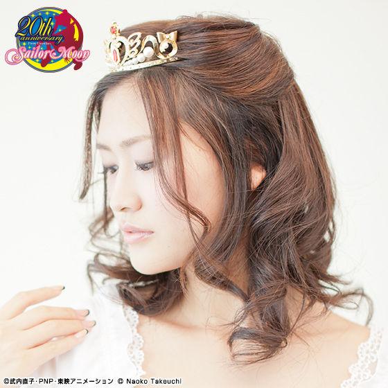 美少女戦士セーラームーン セレニティ・クリスタル・ウエディングティアラ【再販売】