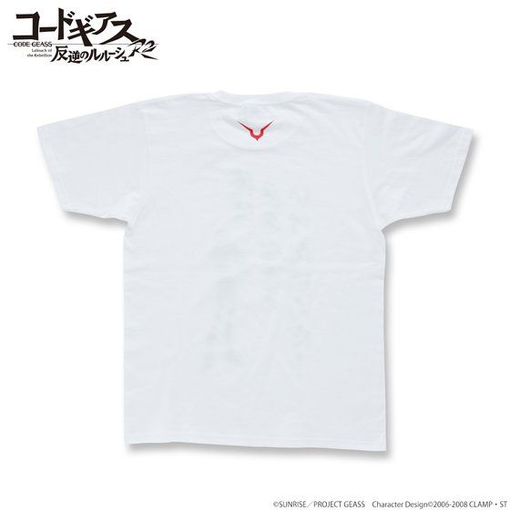 コードギアス反逆のルルーシュR2 名ゼリフTシャツ(スザク)