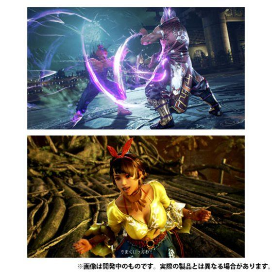 Xbox One 鉄拳7