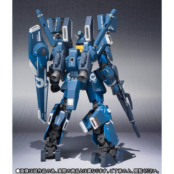 ROBOT魂(Ka signature) 〈SIDE MS〉 ガンダムMk-V マーキングプラス Ver.