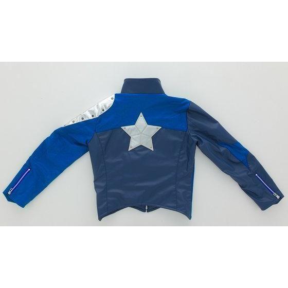 宇宙戦隊キュウレンジャー キュウレンジャージャケット オオカミブルー/ガル
