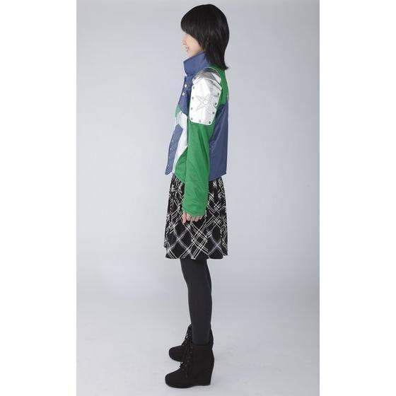 宇宙戦隊キュウレンジャー キュウレンジャージャケット カメレオングリーン/ハミィ