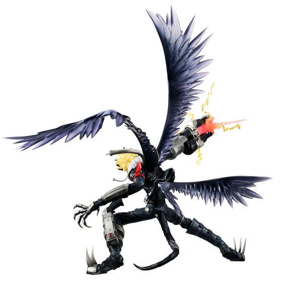 【抽選販売】G.E.M.シリーズ デジモンテイマーズ ベルゼブモン&インプモン