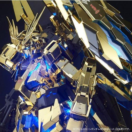 PG 1/60 RX-0 ユニコーンガンダム3号機 フェネクス 【3次:2017年4月発送】
