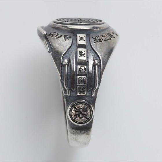 仮面ライダークウガ ベルトモチーフ silver925リング