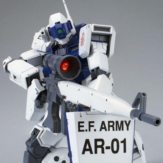 MG 1/100 ジム・スナイパーII(ホワイト・ディンゴ隊仕様)【2次:2017年5月発送】