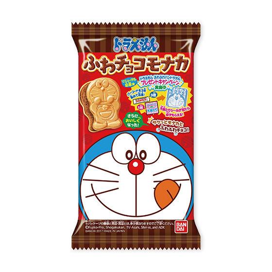 ドラえもん ふわチョコモナカ(2017リニューアル)