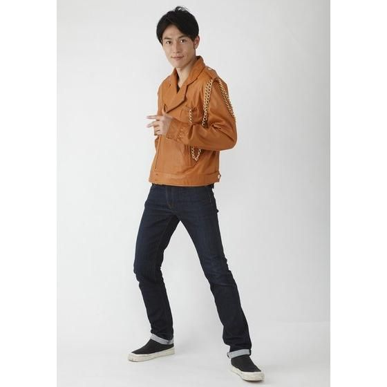 宇宙刑事ギャバン 一条寺烈ジャケット 劇場版モデル