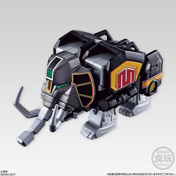 スーパーミニプラ 進化合体 大獣神