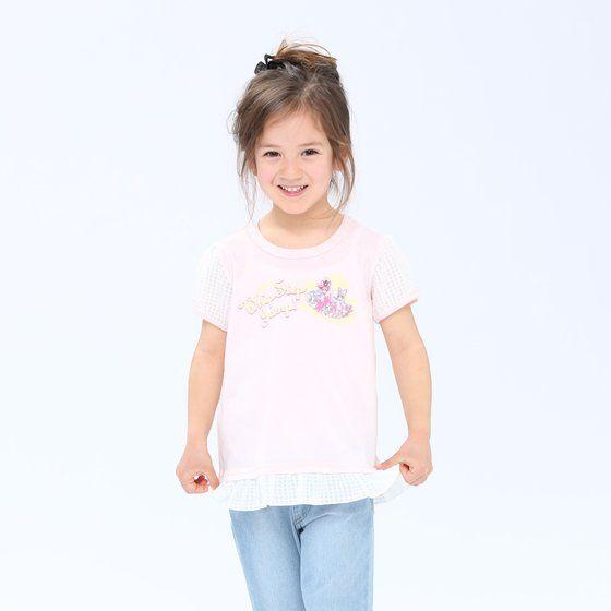キラキラ☆プリキュアアラモード デザインTシャツB