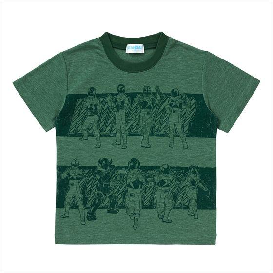 宇宙戦隊キュウレンジャー Tシャツセレクション杢デザインB