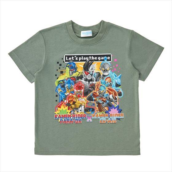 仮面ライダーエグゼイド TシャツセレクションリアルグラフィックC