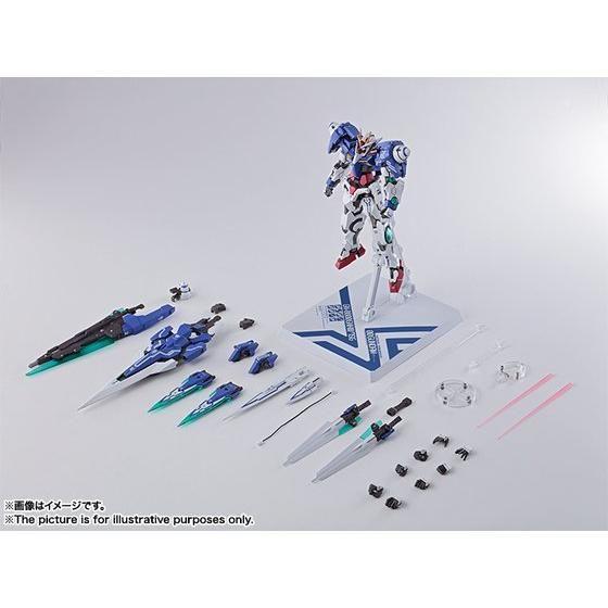 METAL BUILD ダブルオーガンダムセブンソード/G