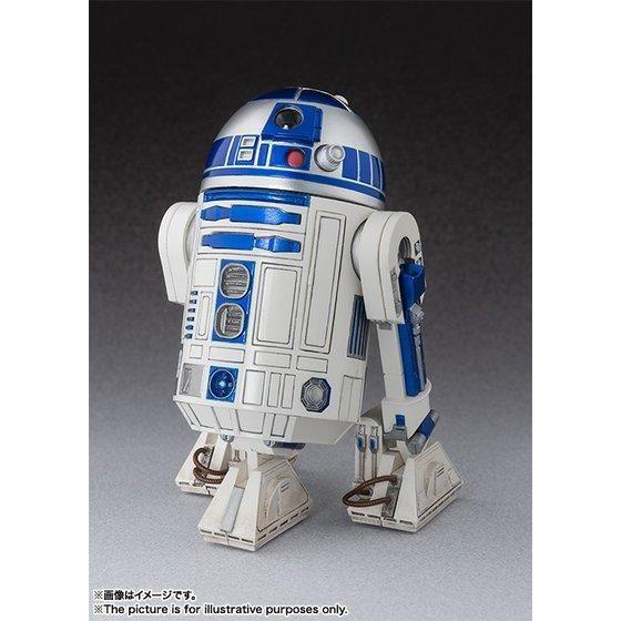 S.H.Figuarts R2-D2(A NEW HOPE)