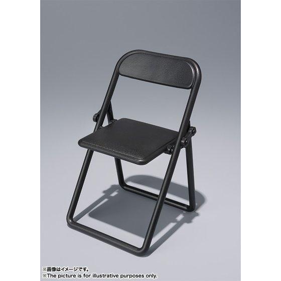 魂STAGE ACT. リングコーナー(ニュートラルコーナー)&パイプ椅子セット