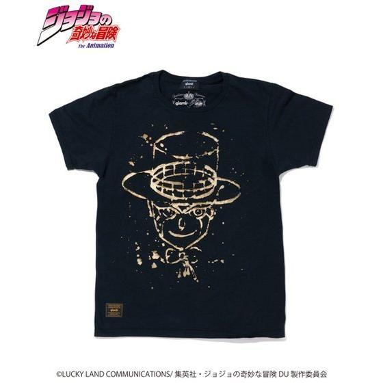 ジョジョの奇妙な冒険【GLAMB】Tシャツ ヘブンズドアー