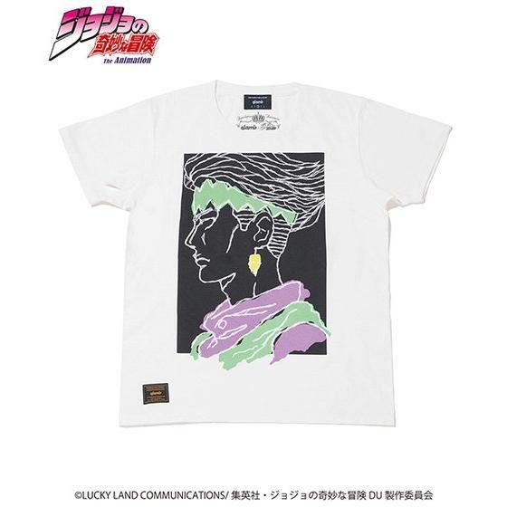 ジョジョの奇妙な冒険【GLAMB】Tシャツ 露伴