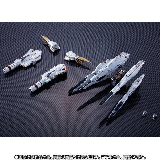 METAL BUILD ガンダムF91 MSVオプションセット