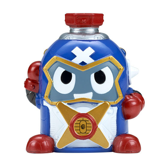 ヘボット!ソフビシリーズ ペケット