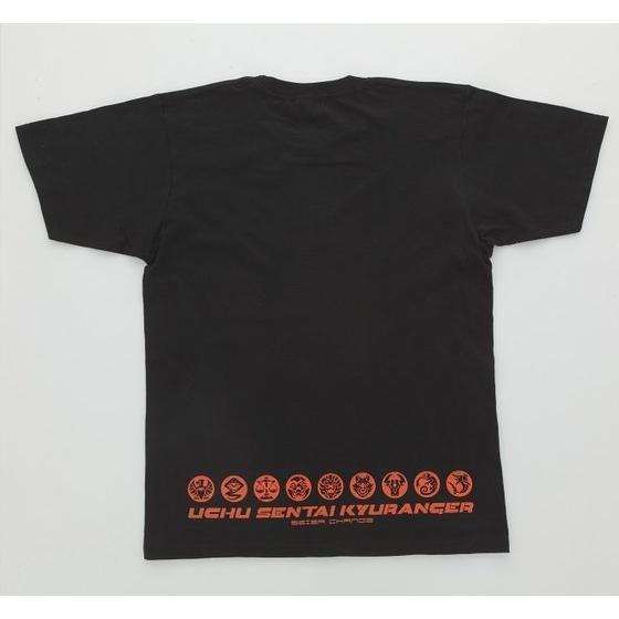 宇宙戦隊キュウレンジャー 「サソリオレンジ」なりきり風デザインTシャツ