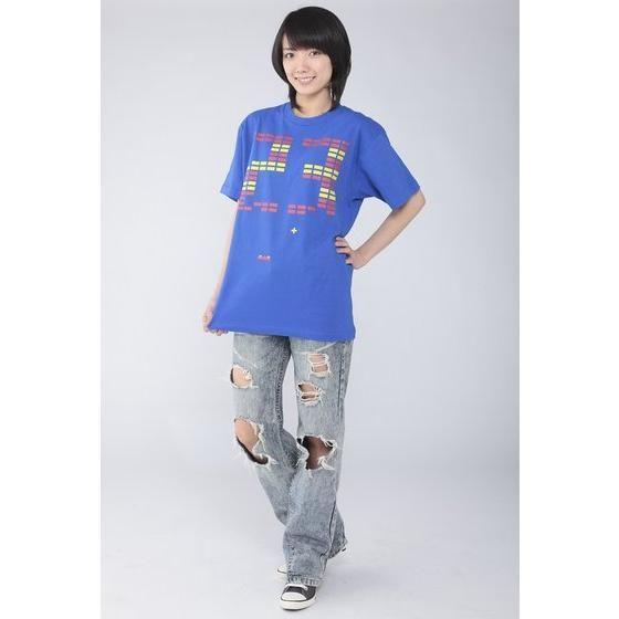 仮面ライダーエグゼイド 宝生永夢 Tシャツ 23柄 ロイヤルブルー