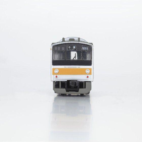 Bトレインショーティー 205系後期 総武線