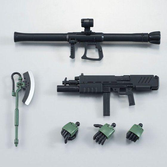 HGUC 1/144 ザクII改 Bタイプ(ユニコーンVer.)