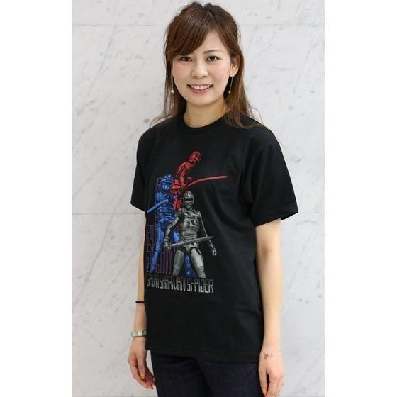 菅原芳人計画 宇宙刑事シリーズ Tシャツ