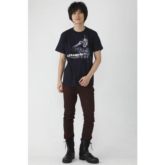 菅原芳人計画 ウルトラセブンTシャツ