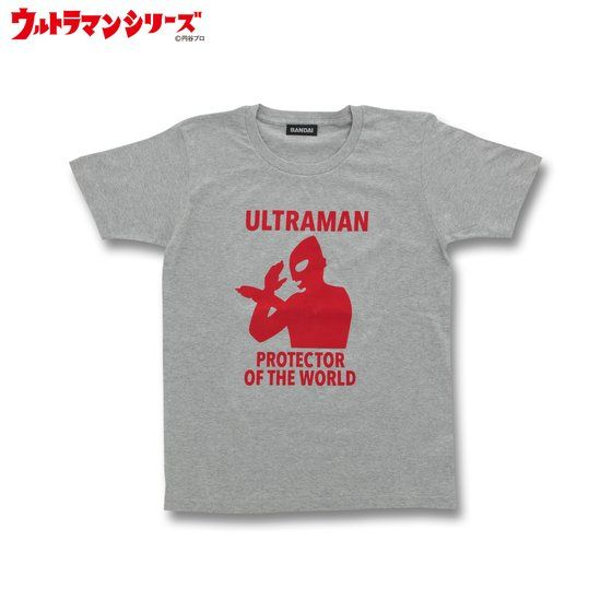 ウルトラマンシリーズ ウルトラマン シルエットTシャツ