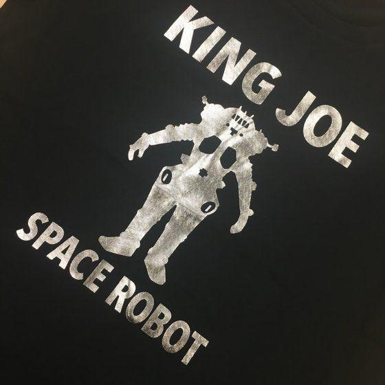 ウルトラマンシリーズ キングジョー シルエットTシャツ