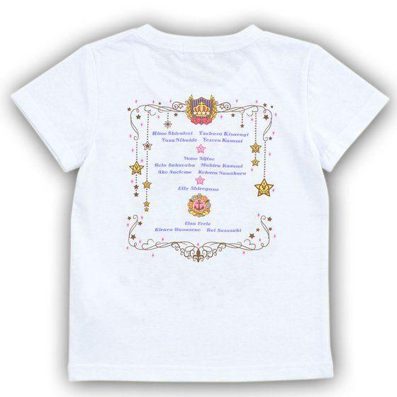 アイカツ!スタイル イリュージョンショウタイム【アイカツ!スタイル限定】SD柄LIVETシャツ