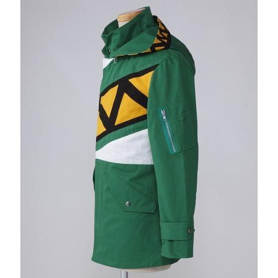 獣電戦隊キョウリュウジャーブレイブ ブレイブキョウリュウグリーン  ジャケット